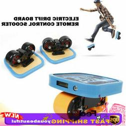 3Pcs Electric Drift Board Skateboard Scooter Hoverboard Remo