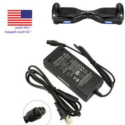 42V 2A AC Adapter Power Charger For 36v Self Balancing Hover