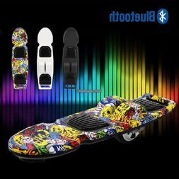 "500W Bluetooth 6.5""Electric Self Balancing Drifting +LED fro"