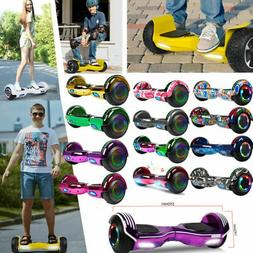 "6.5"" Hoverboard Electric Self Balancing Scooter LED UL2272"