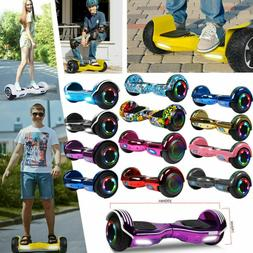 6.5'' Bluetooth Electric Hoverboard Self Balancing LED Scoot