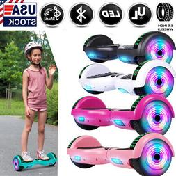 """6.5"""" Bluetooth Hoverboard Electric Self Balancing Scooter LE"""