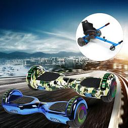 "6.5"" Bluetooth Hoverboard LED Self Balance Scooters Electric"