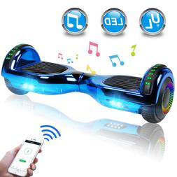 """6.5"""" Bluetooth Hoverboard Self Balancing Scooter UL Without"""
