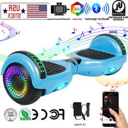 6.5'' Bluetooth Hoverboard Self Balancing Scooter no Bag Out