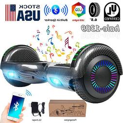 "6.5"" Bluetooth Hoverboards Scooter Electric Self-Balancing L"