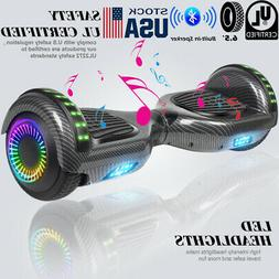 """6.5"""" Bluetooth Hoverboards Scooter Electric Self-Balancing"""