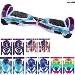 6.5'' Electric Self Balancing Board Scooter Protective Decal