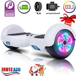 6.5 Hoover board Chrome Hoverboard Electric Balancing no Blu