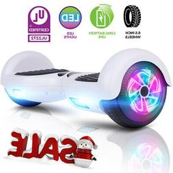 "6.5"" Hovarboard Electric Balancing Scooter LED Sidelight Whe"