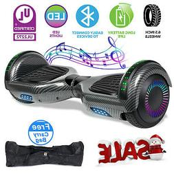 """6.5"""" Hoverboard Bluetooth Electric Self Balance Sports Scoot"""