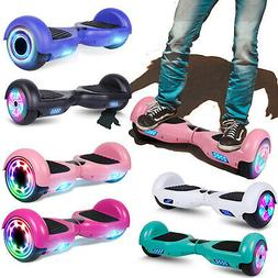 """6.5"""" Hoverboard LED Self Balancing Electric Scooter 2 Wheel"""