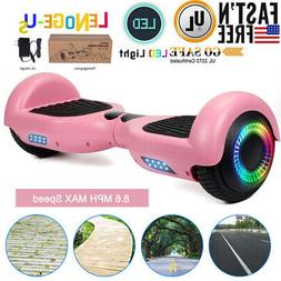 """6.5"""" Hoverboard Self Balancing Electric Scooter UL Without B"""