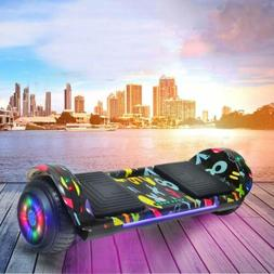 6.5 in Electric Hoverboard Self Balancing Scooter Bluetooth