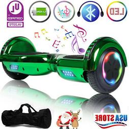 "6.5"" Hoverboard 2-Wheel Electric Motorized Scooter board Hov"