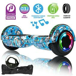 6.5 Off Road Bluetooth Hoverboard Hoverheart Electric Scoote