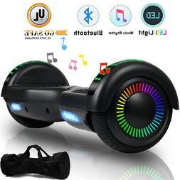 "6.5"" UL2272 Certified Bluetooth Hoverboard Self-Balancing El"