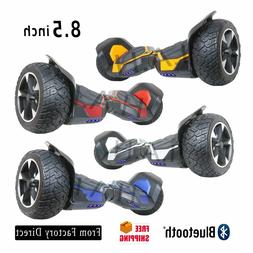 """8.5"""" All Terrain Hoverboard UL Listed"""