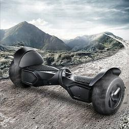 8.5'' Hummer All-Terrain Off Road Hoverboard Self Balance Ad