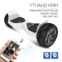 8.5'' Smart Two Wheels Self Balancing Electric Scoote 7.4mPH