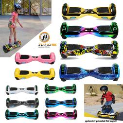 Bluetooth Hoverboard for Kids Electric Self Balancing Scoote
