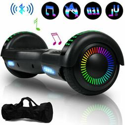Bluetooth Hoverboard for Kids LED Electric Scooter Balance S