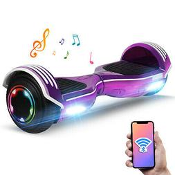 Bluetooth Hoverboard Self Balancing Electric Scooter Two-Whe