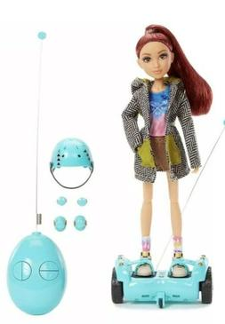 Project Mc2 Camryn's Remote Control Hoverboard with Doll New