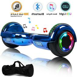 Flux Bluetooth Hoverboard Hoverheart Balancing Scooter LED C