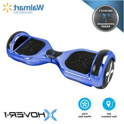 Hover-1 Blue Matrix UL Certified Electric Hoverboard w/ 6.5i