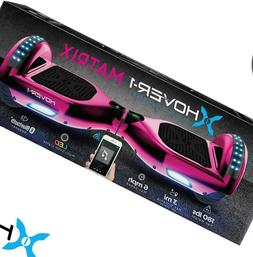 Hover-1 PINK Matrix UL Certified Electric Hoverboard w/ 6.5i