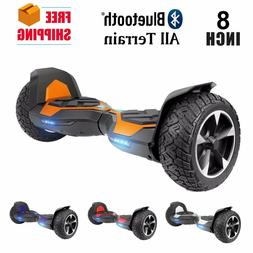 """Hoverboard 8"""" Auto Self Balancing Wheel Electric Scooter wit"""