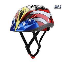 Kids Cycling Bike Helmet Road Mountain Racing Adjustable Hov