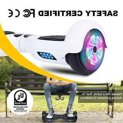 2 Wheel Balancing LED