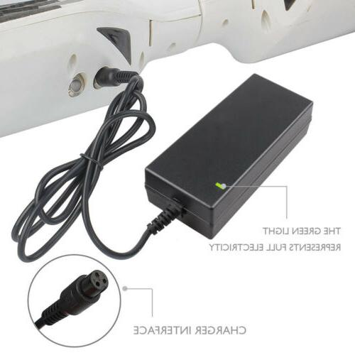 E Scooter Battery Charger Cable for Scooter US