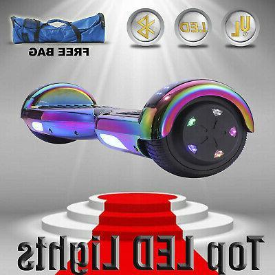 "6.5"" Self Hoverboard Bluetooth Speaker free"