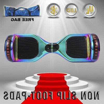 """6.5"""" Self Hoverboard Bluetooth Speaker free Bag"""