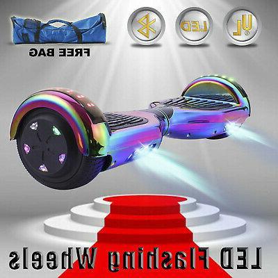 "6.5"" Self Balancing Hoverboard Speaker free Bag"