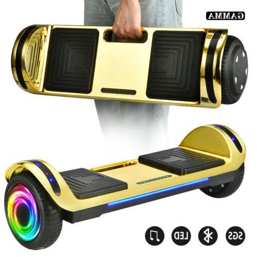 "6.5"" Hoverboard Speaker Scooter UL NO"