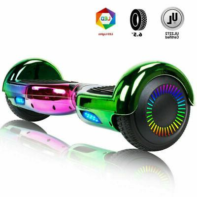"""6.5"""" Hoverboard Balance Scooter UL Christmas"""