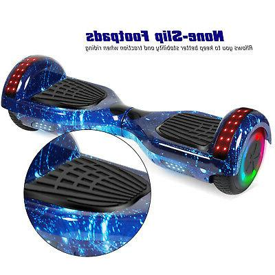"""UL2272 6.5"""" Hoverboard Scooter LED"""