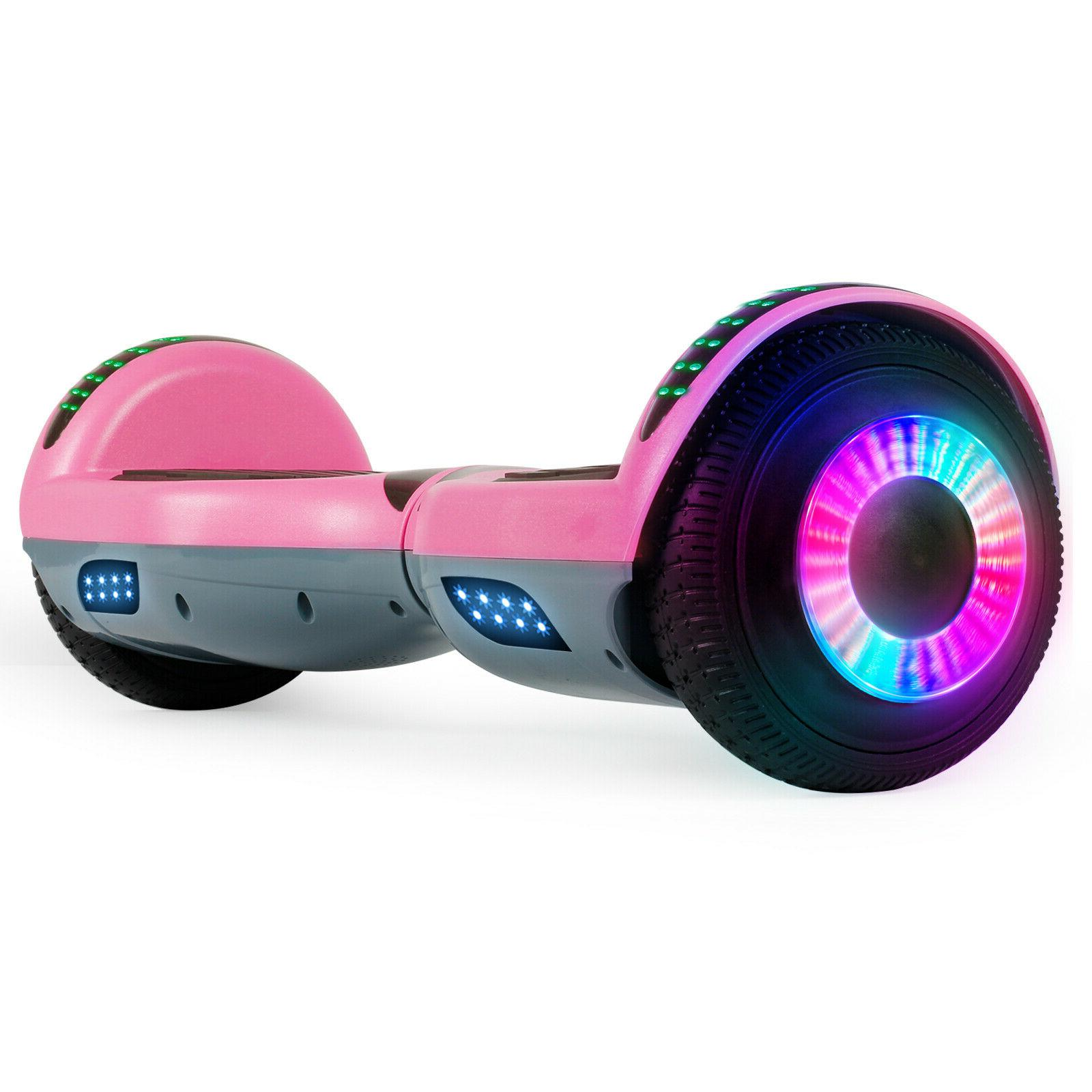 """6.5"""" Scooter LED Pink Gifts"""