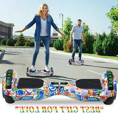 """6.5"""" Hoverboard Balancing Scooter no"""