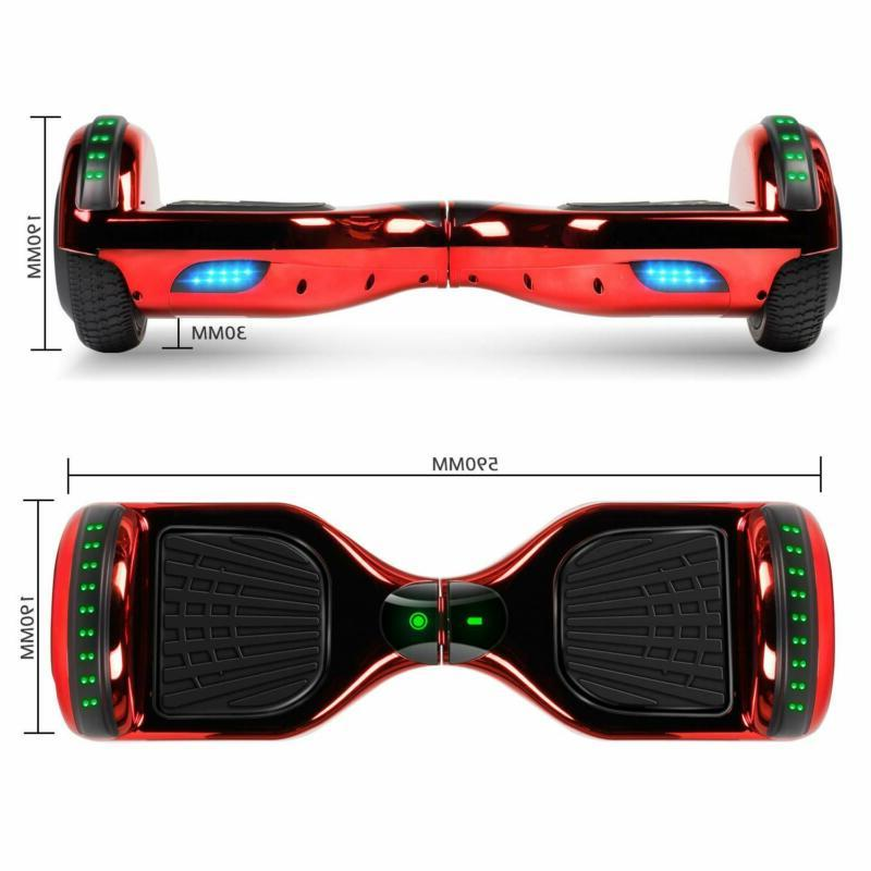Bluetooth Speaker Swagtron Hoverboard Scooter