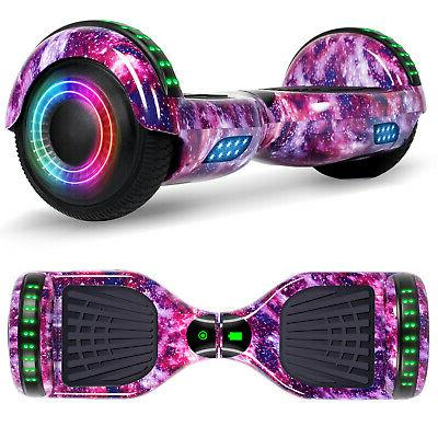 Hoverboard Bluetooth LED Balancing Electric