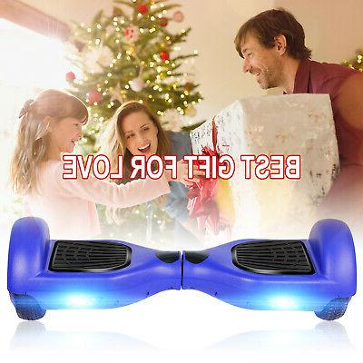 """6.5"""" LED Wheels Hoverboard Electric"""