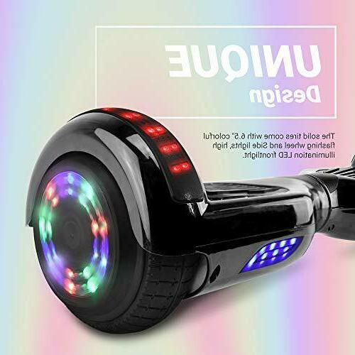 NHT Balancing Scooter w/LED Silver No BT