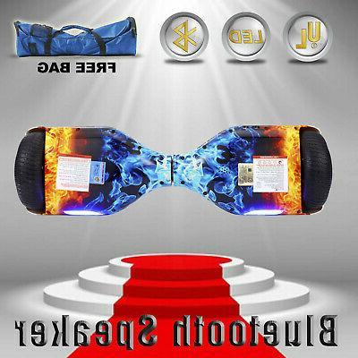 "6.5"" Self Hoverboard Bluetooth UL 2272+Bag"