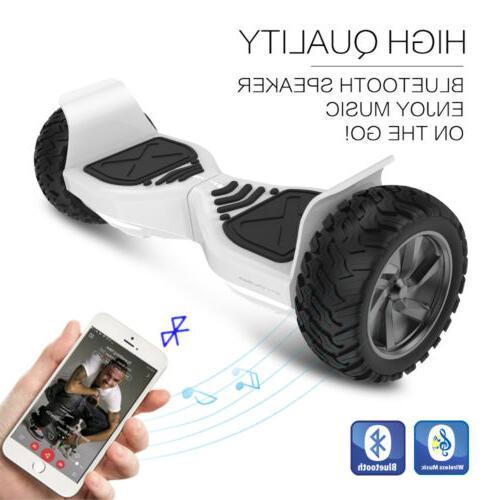 8 5 smart two wheels self balancing