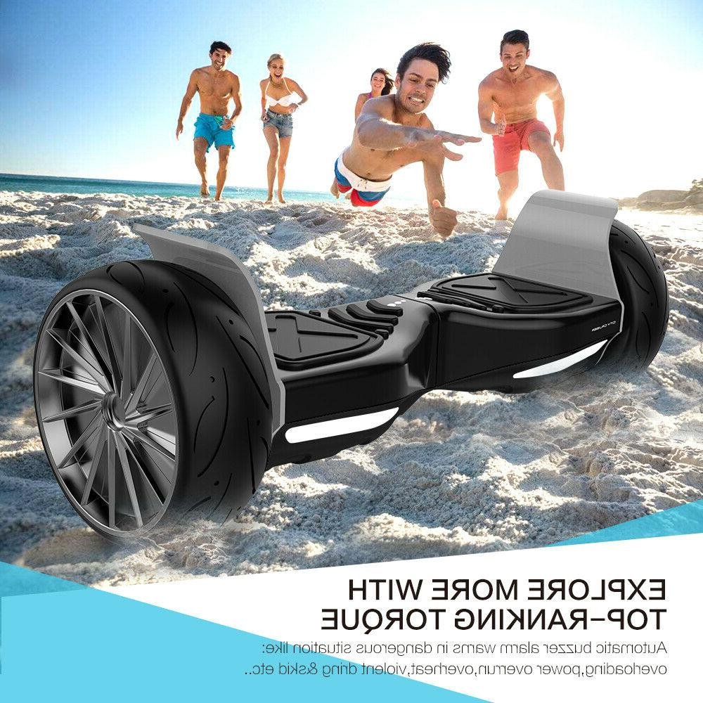 "City Terrain Tires 8.5""Hooverboard"